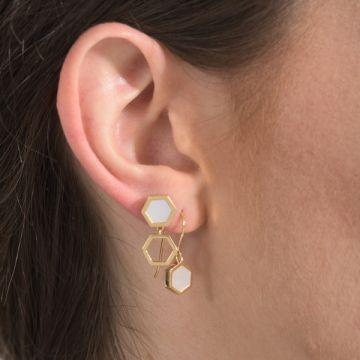 Boucles d'oreilles HONEY