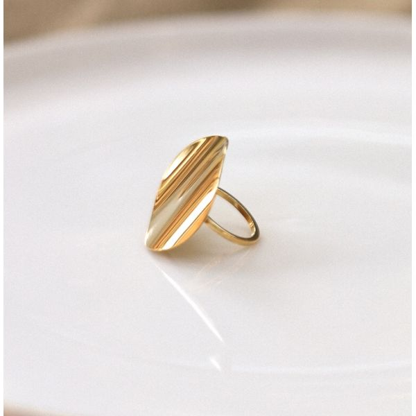 Bracelet Doré Arrow