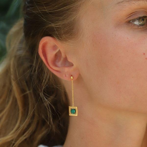 Boucles d'oreilles BALANCELLE